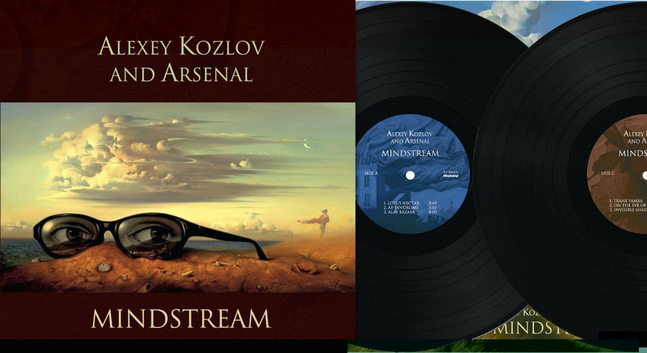 Alexey Kozlov and Arsenal - Mindstream.jpg